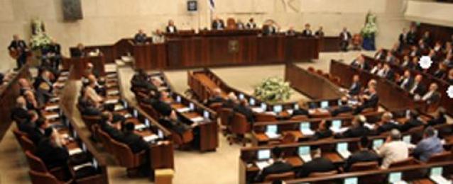 """الكنيست يصادق على مشروع قانون لتغذية الأسرى الفلسطينيين """"قسرًا"""""""