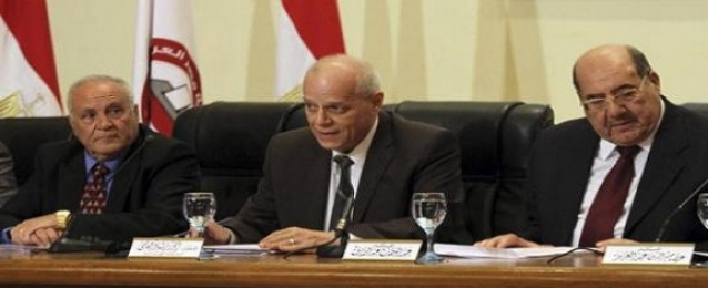 إعلان رئيس مصر الجديد
