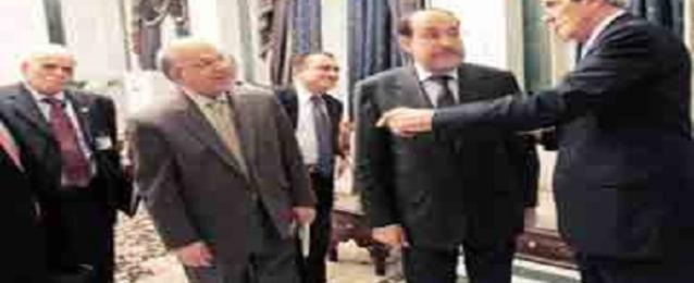 المالكي لكيري: ما يتعرض له العراق خطر على السلم الاقليمي والعالمي
