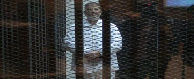 """اليوم ..استئناف محاكمة مرسي و35 إخوانيا في قضية """"التخابر"""""""