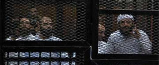 """اليوم.. استئناف محاكمة حبارة و34 آخرين فى """"مذبحة رفح الثانية"""""""