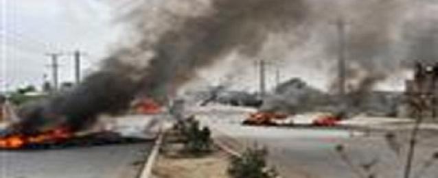 انفجار قرب مقر الجمعية التأسيسية في ليبيا لا يسفر عن اصابات