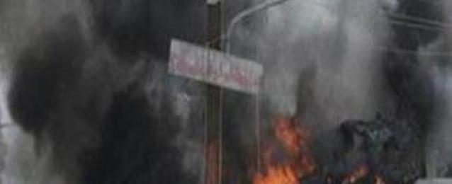 انفجار عبوة ناسفة بسنترال تحت الإنشاء بـ6 أكتوبر ومصرع ابنة الغفير وإصابة زوجته