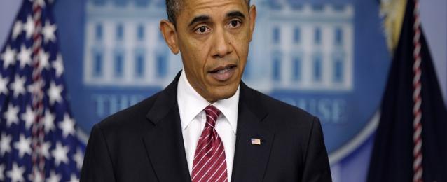 أوباما :سنقف الى جانب اوكرانيا ولن نقبل الاحتلال الروسى للقرم