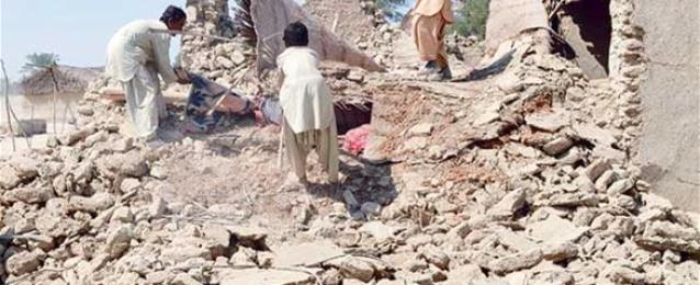 باكستان: زلزال بقوة 6 درجات يضرب شمال غرب البلاد