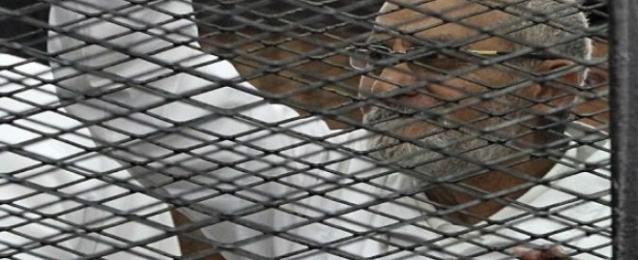 استئناف محاكمة بديع في قضية غرفة عمليات رابعة