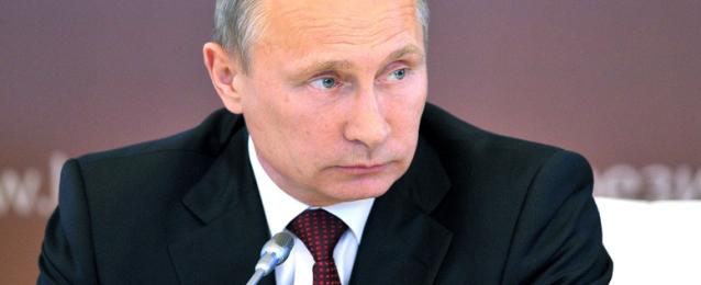 بوتين يبحث مع أعضاء مجلس الأمن القومي الروسي الأوضاع في جنوب شرق أوكرانيا
