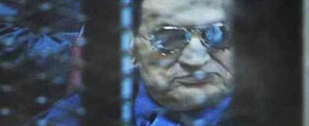"""تأجيل إعادة محاكمة مبارك في قضية """"قتل المتظاهرين"""" إلى الغد"""