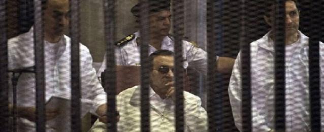 تأجيل محاكمة علاء وجمال مبارك في قضية مخالفات بيع البنك الوطني إلى 18 سبتمبر