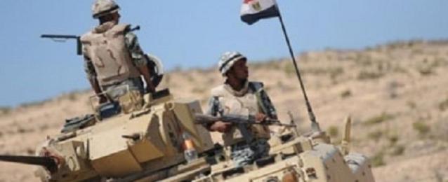 ضبط 3 عناصر إرهابية بشمال سيناء بينهم فلسطيني