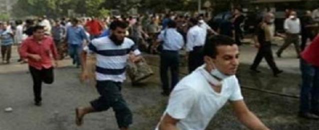 ضبط 9 عناصر اخوانية يحرضون على تنظيم مظاهرات مناهضة للجيش