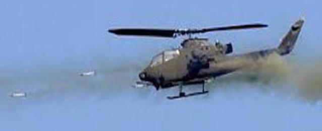 الطيران الحربي الاسرائيلي يشن سلسلة غارات جديدة على قطاع غزة
