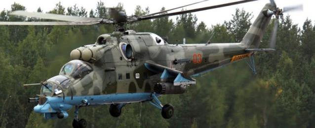 سقوط مروحية تقل 14 شخصا في الشرق الأقصى الروسي