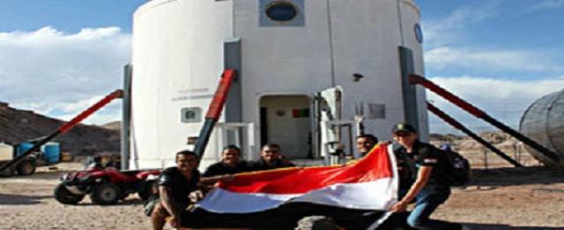 طلاب هندسة القاهرة بالمركز التاسع بمسابقة لتصنيع مركبات استكشافية