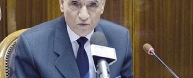 المستشار عزت خميس ينفي عقد مؤتمر صحفي غدا لإعلان مستجدات التحفظ على أموال الإخوان