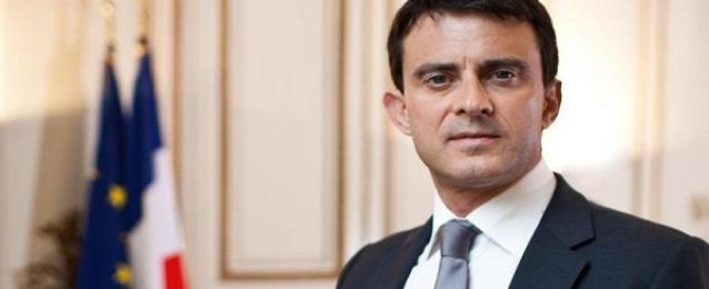 فالس: ٨٠٠ فرنسى في سوريا يشكلون التهديد الأكبر لفرنسا