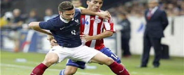 فرنسا تستعد للمونديال بالتعادل مع باراجواي