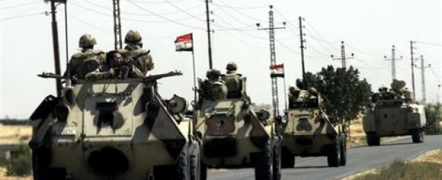 ضبط 8 من عناصر «الإرهابية» للتحريض ضد الجيش بشمال سيناء