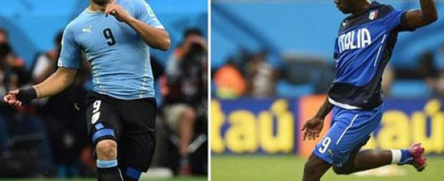 اوروجواى تطيح بايطاليا وتتأهل مع كوستاريكا لدور الـ16