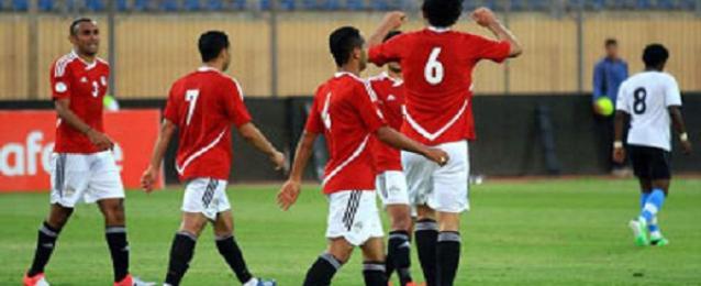 مباراة مصر وجاميكا غدا على التليفزيون المصرى