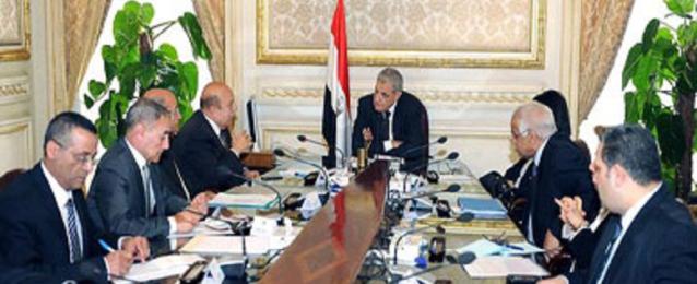 مجلس الوزراء يوافق مبدئيا على مشروع قانون تفضيل المنتجات المصرية