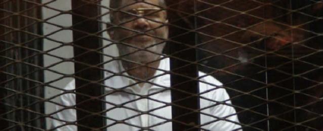 """اليوم ..استئناف محاكمة مرسي و14 آخرين في """"الاتحادية"""""""