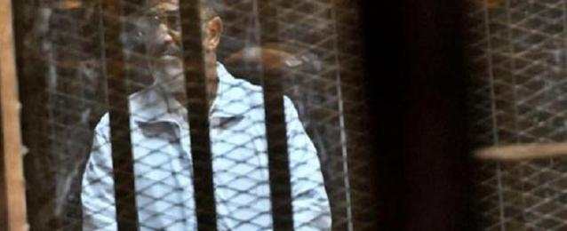 """اليوم ..استئناف محاكمة مرسى و130 آخرين فى """"اقتحام السجون"""""""