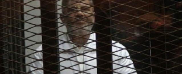 اليوم .. استئناف محاكمة مرسي و130 آخرين في قضية وادي النطرون