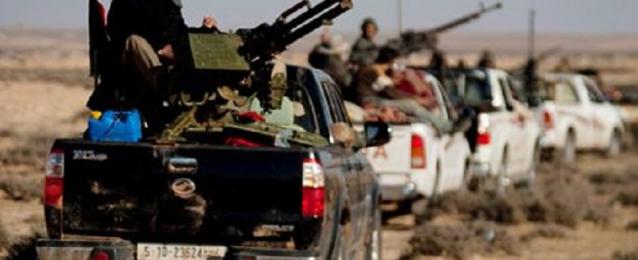 """""""مجلس شورى ثوار بنغازي"""" يتهم قوات تابعة لحفتر بتسليم أبو ختالة لأمريكا"""