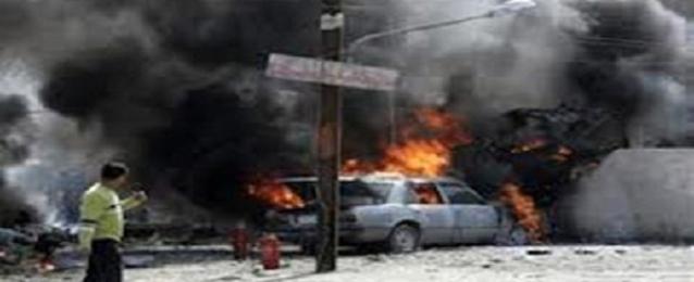 مقتل وإصابة أكثر من 160 شخصا بتفجيرين انتحاريين في بالعراق