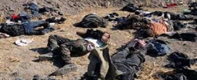 """مقتل 45 عنصرا """" داعش """" بعد اشتباكات عنيفة مع المعارضة السورية"""