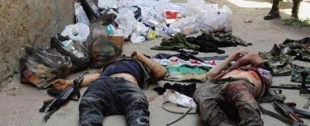 مقتل 35 عنصرا من تنظيم داعش ومصادرة ثلاثة مخابئ للأسلحة شمالي بابل