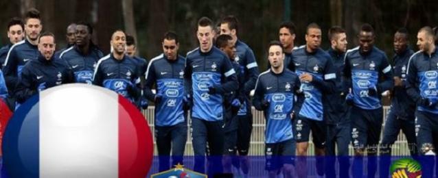 """الديوك الفرنسية تحلم بـ""""النجمة الثانية"""" في مونديال البرازيل"""