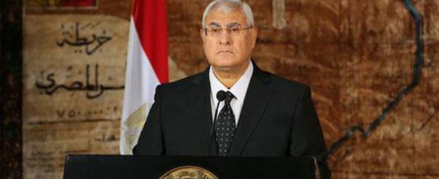 منصور: استطاعنا العبور إلى بر الأمان رغم التحديات والمصاعب