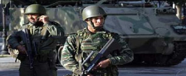 مواجهات بين الجيش وعناصر متطرفة غربي تونس