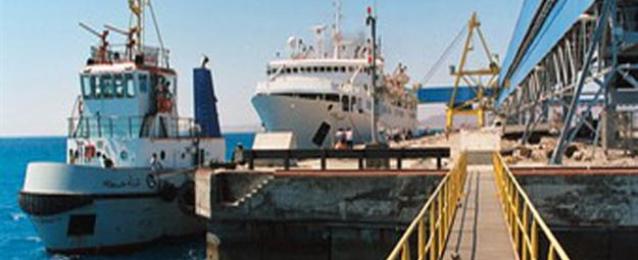 """عودة العمل في ميناء """"بورتوفيق""""بعد توقف 9 سنوات"""