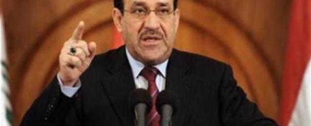"""المالكي يعلن حالة الطوارئ في العراق لمواجهة """"داعش"""""""