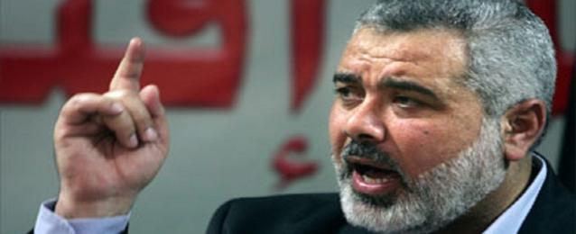 هنية يدعو مصر لإعادة فتح معبر رفح وتخفيف معاناة الفلسطنيين