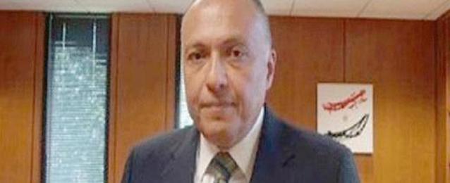 وزير الخارجية يعود للقاهرة بعد مشاركته في اجتماعات منظمة التعاون الإسلامى بجدة