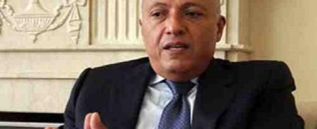 وزيرا خارجية مصر واثيوبيا يعلنان بيانا مشتركا حول علاقات البلدين
