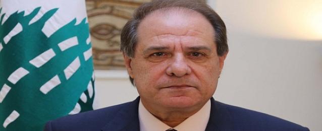وزير لبناني : تفاهم لتنظيم عمل الحكومة في ظل الفراغ الرئاسي