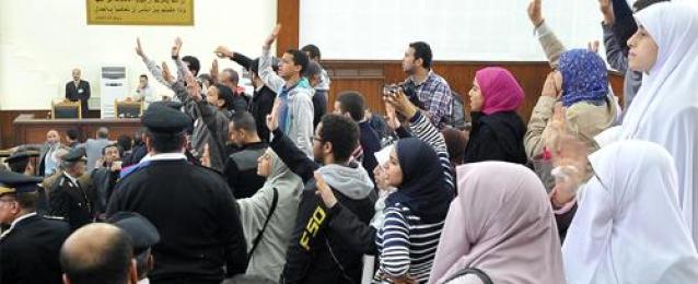 الإعدام لـ 10 والمؤبد ل 37 بينهم بديع والبلتاجي وحجازي في قضية قطع طريق قليوب
