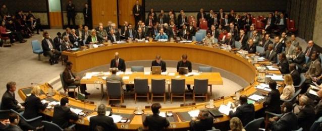إجتماع طارئ في مجلس الأمن لوقف إطلاق النار في غزة