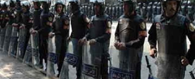 إجراءات أمنية مشددة بالسويس والوادي الجديد تحسبا لمظاهرات الإخوان