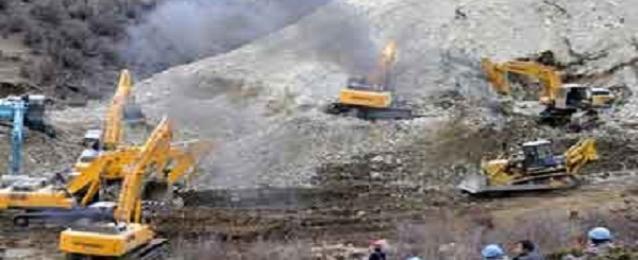 إنزلاق أرضى يتسبب فى محاصرة 11 عاملا بمنجم للذهب فى هندوراس