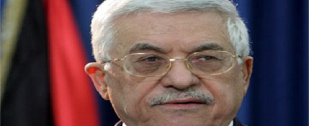 """""""ابو مازن"""" : الحل بحوار فلسطيني إسرائيلي في القاهرة لإنهاء الأزمة"""