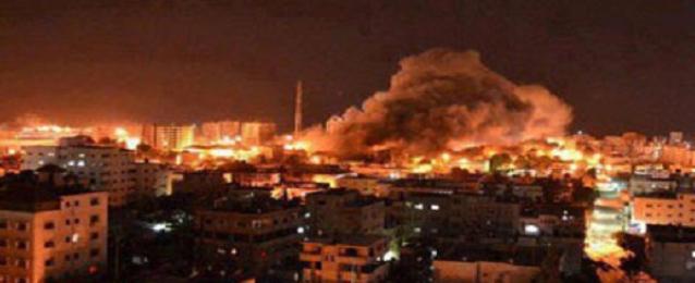 """""""صحة غزة"""": ارتفاع حصيلة العدوان لـ81 شهيدا وأكثر من 530 جريحا"""