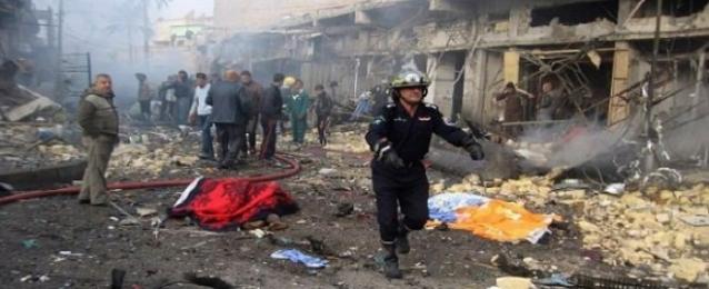 ارتفاع حصيلة هجوم مزدوج بكركوك العراقية لـ 28 قتيلا