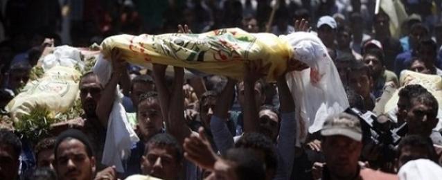 استشهاد فلسطيني وجرح آخر في غارة إسرائيلية