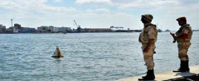 استمرار تأمين المدخل الجنوبي لقناة السويس والمنشأت الحيوية بالمحافظة